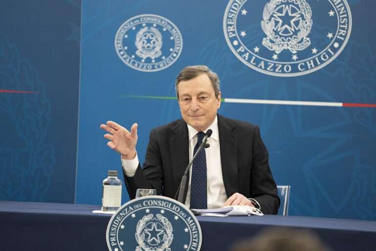 Dai Periti Industriali piena condivisione dell'Agenda del Governo Draghi