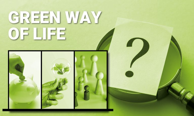 Gli italiani promuovono la «green way of life» (ma che sia equa)