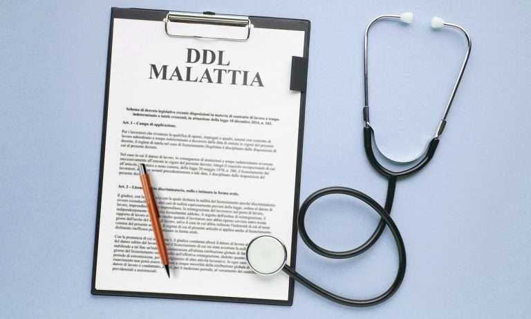 Le risorse non impiegate per l'esonero dei contributi coprano il Ddl malattia