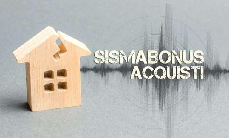 Sismabonus Acquisti: i recenti chiarimenti dell'Agenzia delle Entrate